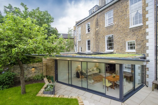 house extension drawings in Bristol and Bath