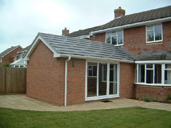 Single storey extension design in Bristol and Bath