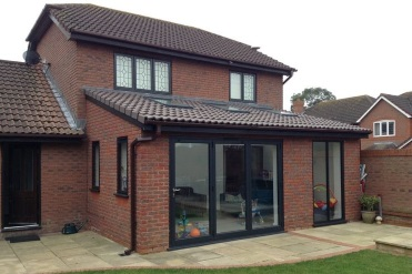 single storey extension drawings in Bristol and Bath