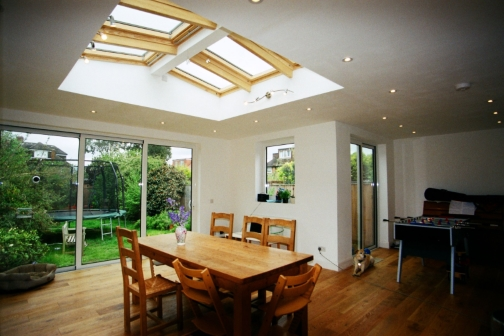 single storey extension design, planning, regulations in Bristol, Bath and surrounding areas